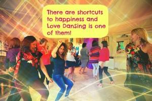 shortcut love dansing